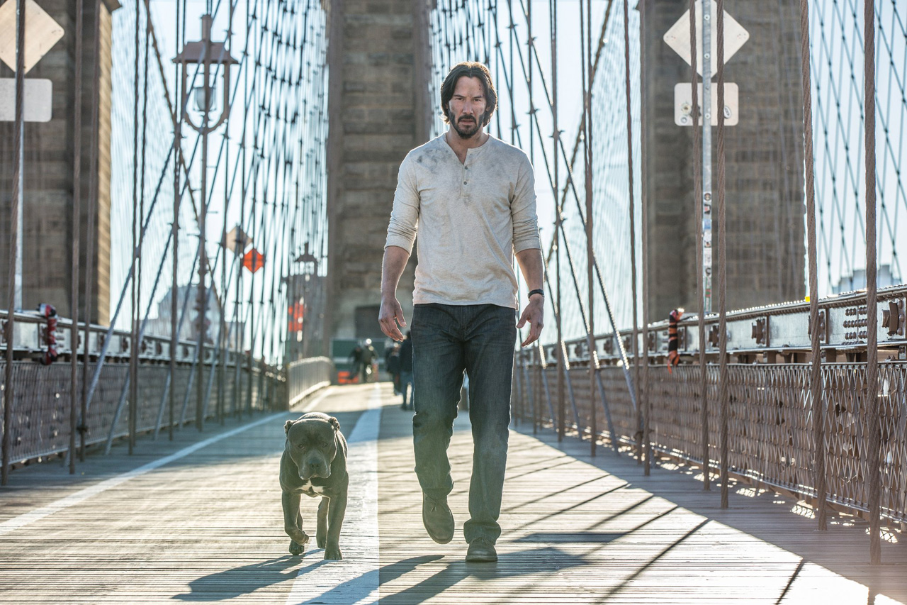 John Wick Chapter 2: Reloaded - Lodewijk Hoebens